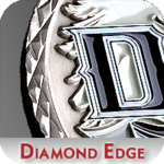Diamond Edge for Custom Coins