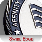 Swirl Edge Option for Coins