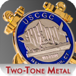 Two-Toned Metal Plating