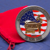 EOW Custom Challenge Coin US Flag